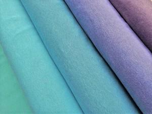 Baumwoll-Jersey uni in vielen Farben