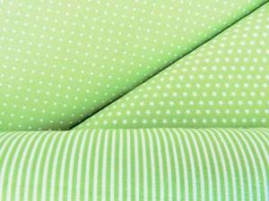 Baumwollserie hellgrün