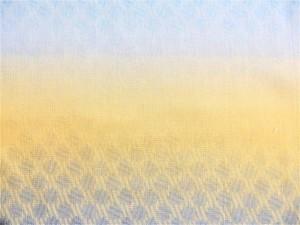 Baumwoll-Georgette Farbverlauf