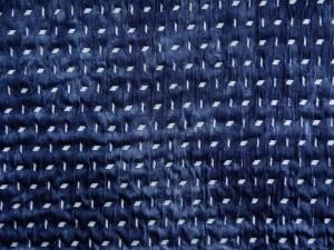 Double-Jersey dunkelblau