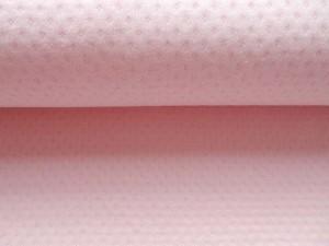Stepp-Jersey Baumwolle rosa