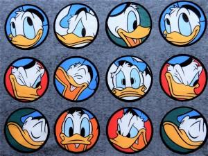 Baumwoll-Jersey Donald