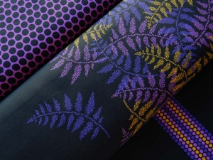 lycklig design - Lots of Dots violett