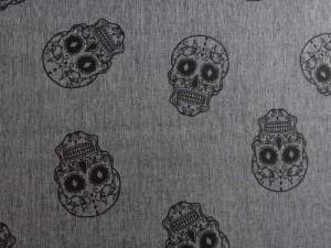 Softshell Skull dunkelgrau