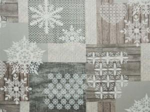 Bw-Gabardine Wintermotiv