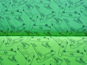 Neon-Jerseys Skateboard