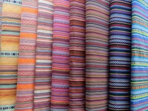 Dekorstoffe Guatemala Style