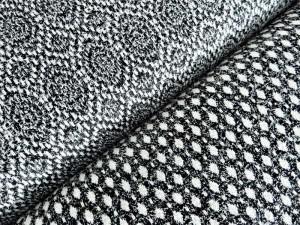 Winter-Wirkstoffe schwarz weiß