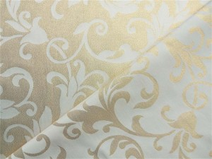 Lurex-Jaquard gold