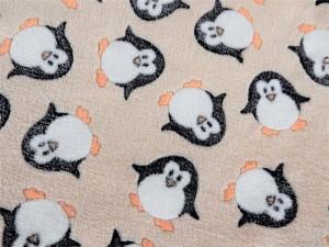 Wellness-Fleece Pinguine