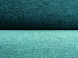 Melange-Baumwollsweat