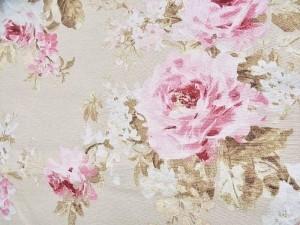Dekoleinen Vintage-Rosen