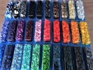 Prym-Colour-Snaps in vielen-Farben
