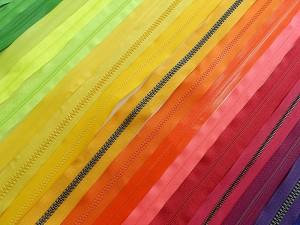 teilbare Zippe in vielen Farben und Längen