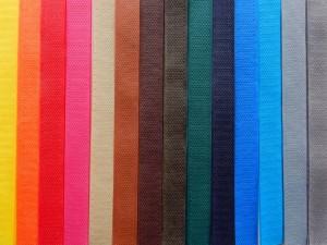 Klettverschlüsse in vielen Farben