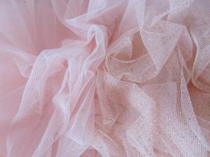 Softtüll und Glitzersofttüll rosa