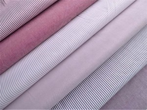 Baumwolle Webstoff Serie