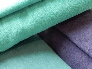Polar-Fleece in vielen Farben
